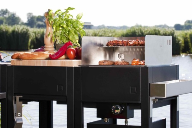 oneQ Modular Outdoor Kitchen