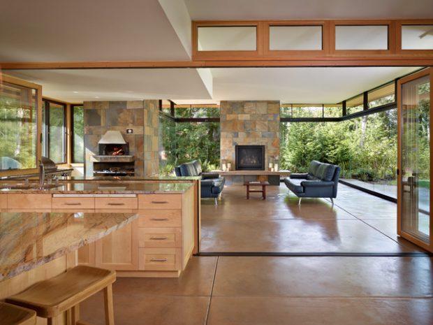 21 Beautiful Indoor- Outdoor Living Spaces - Decor10 Blog on Enclosed Outdoor Living Spaces id=83320