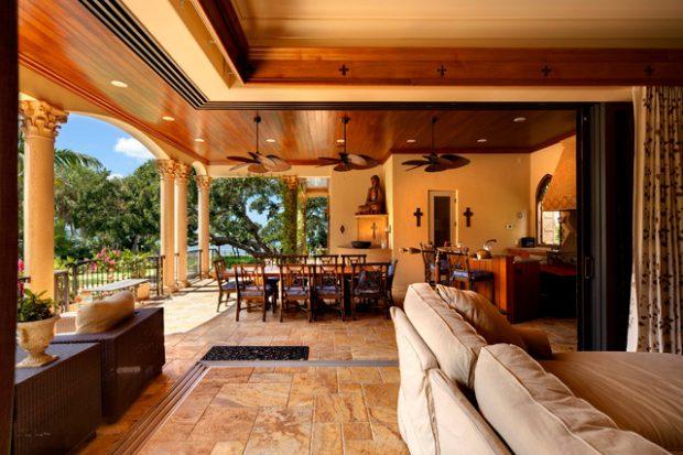 21 Beautiful Indoor- Outdoor Living Spaces - Decor10 Blog on Beautiful Outdoor Living Spaces id=84936