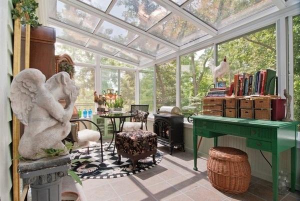 University ideas conservatory veranda vintage furniture pieces of fundus