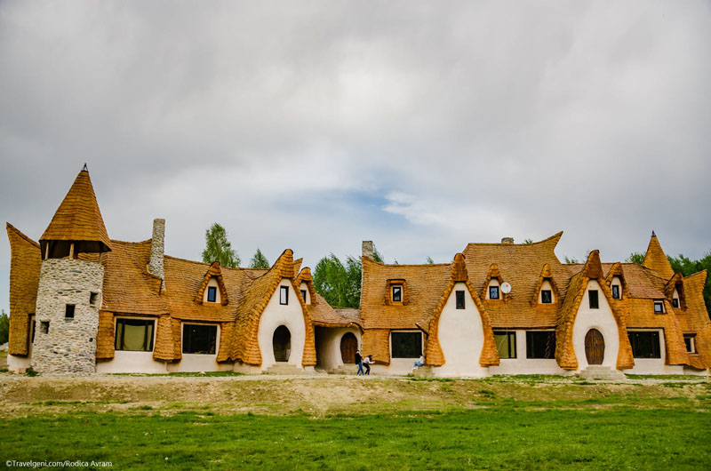 100% Organic with No Modern Finishes: Amazing Eco friendly Lodge in Romania