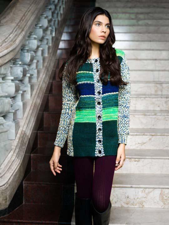 Fabulous Bonanza Sweater Collection for Women 2014-2015 03