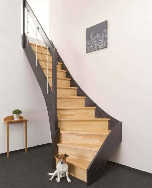 creative space saving stairs