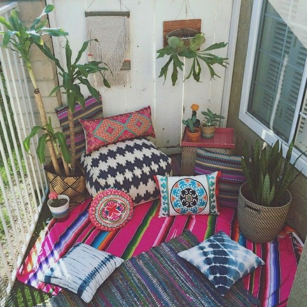 Meditation Yoga pillow mandala pattern wall decoration