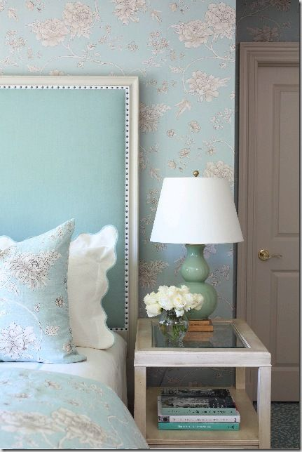 white frame upholstered headboard