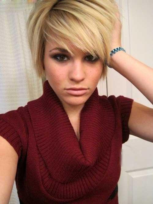 Cute Short Haircuts 2015-27