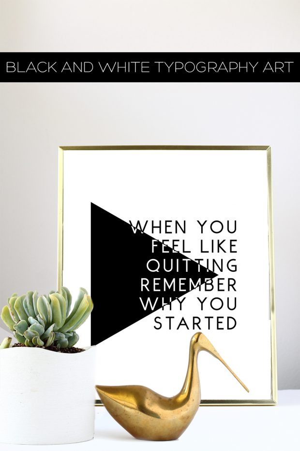Wall Art Motivational Quotes: 15 Creative DIY Ideas