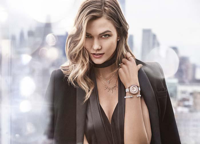 Karlie Kloss Is The New Swarovski Brand Ambassador