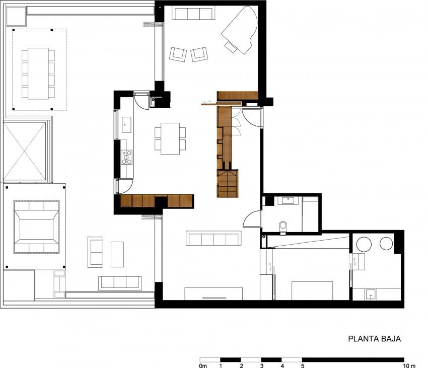 Duplex in Gracia by Zest Architecture (13)