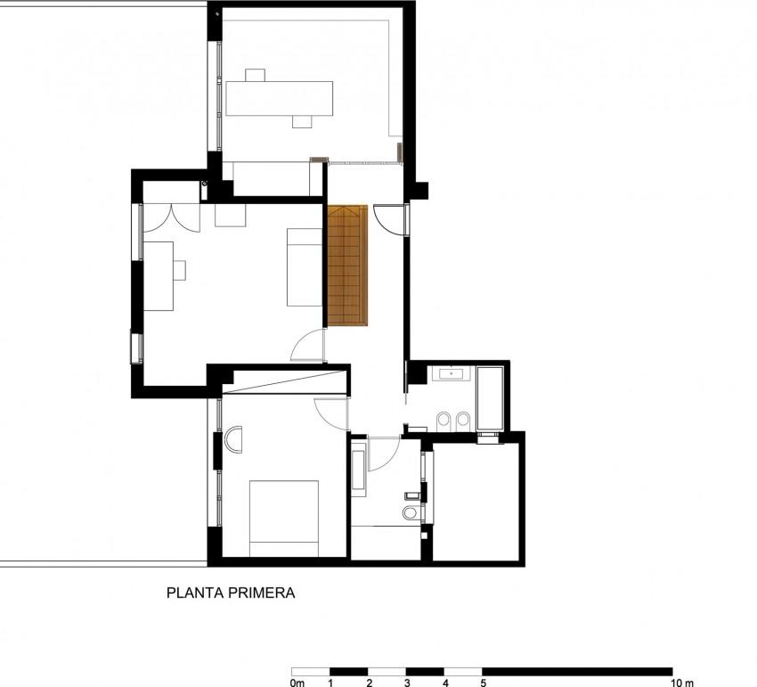 Duplex in Gracia by Zest Architecture (14)