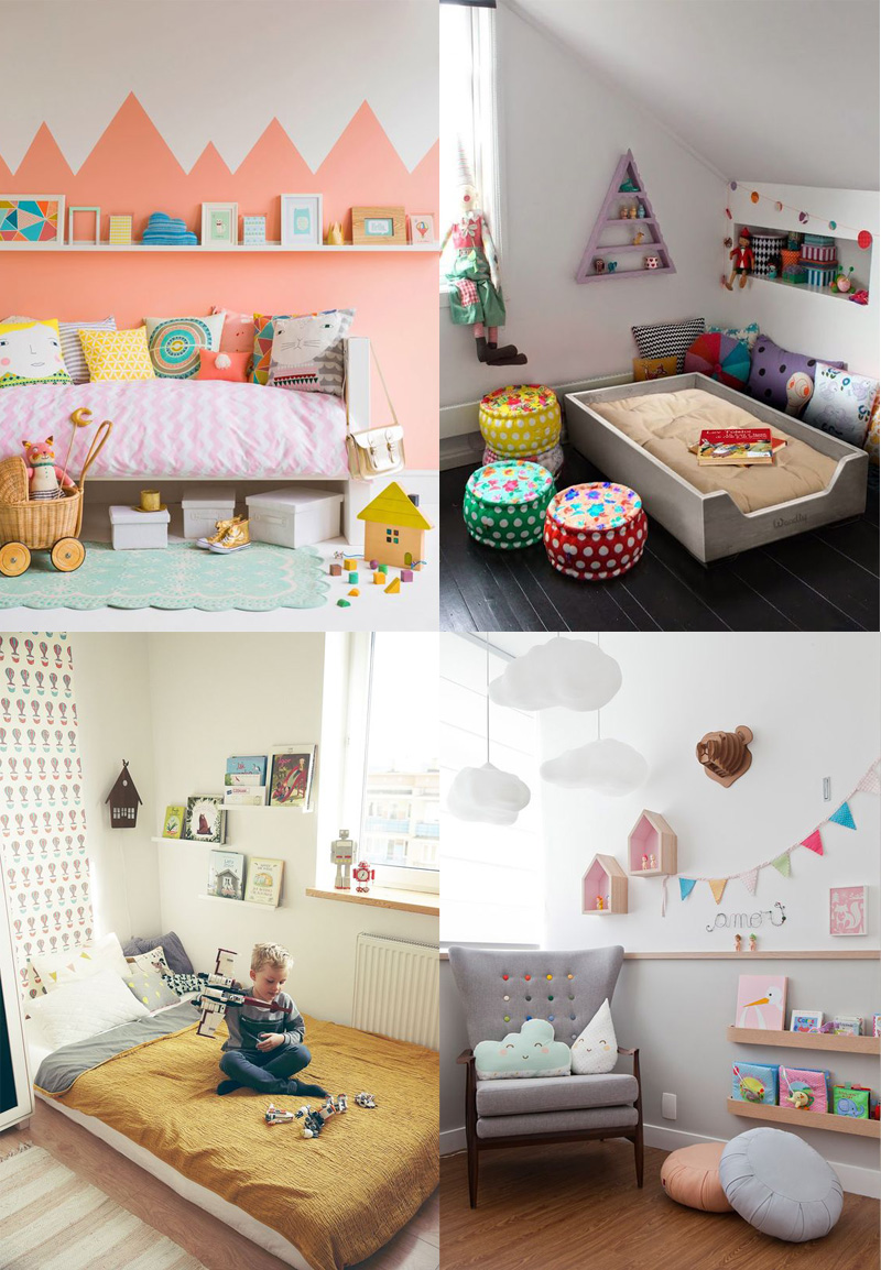 How To Put Together A Montessori Baby Room