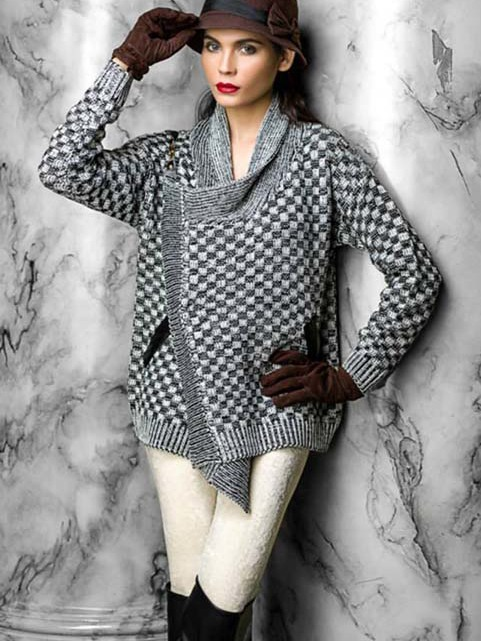 Exclusive Bonanza Sweater Collection for Women 2014-2015 08