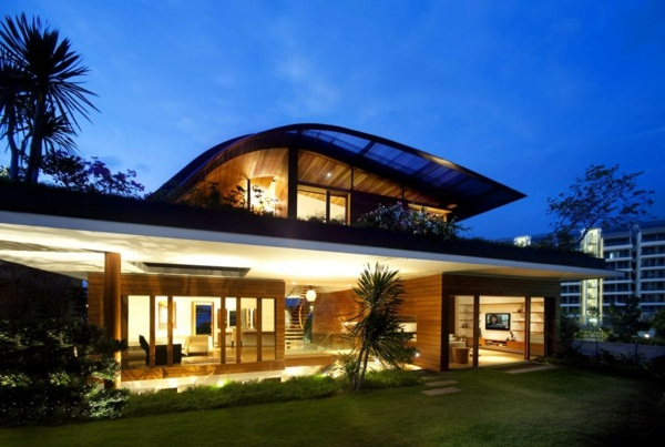 Meera house by architects guz