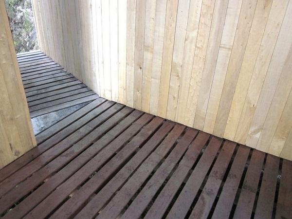wood floor boards wooden sauna design