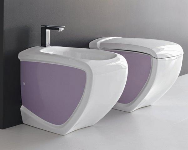 Hidra Hi line designer toilets ideas