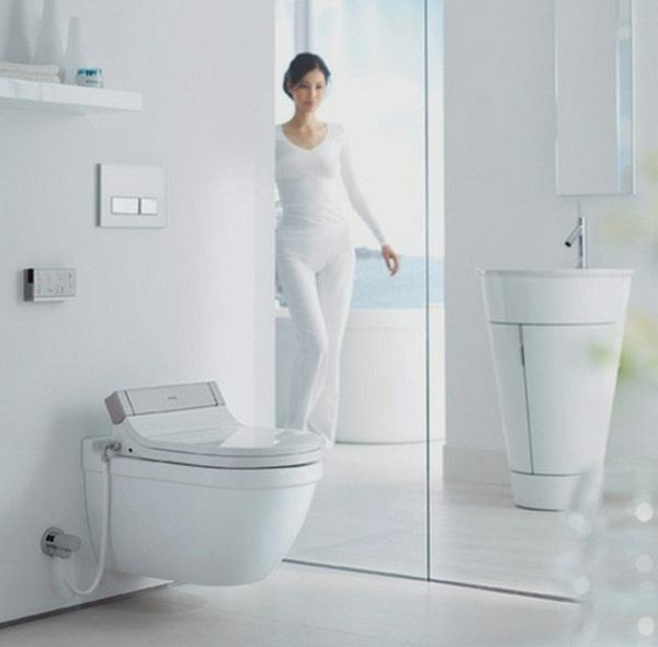 Kohler toilet hi tech design model