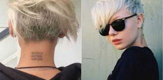 Pixie and short Cut