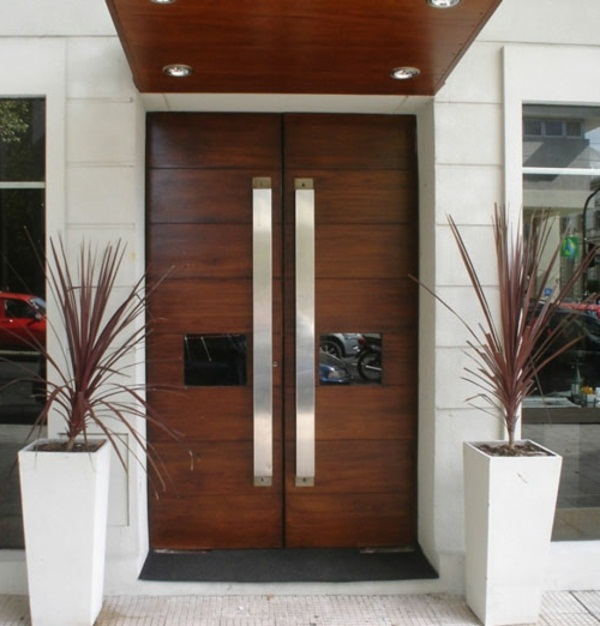 modern house doors aristocratic look
