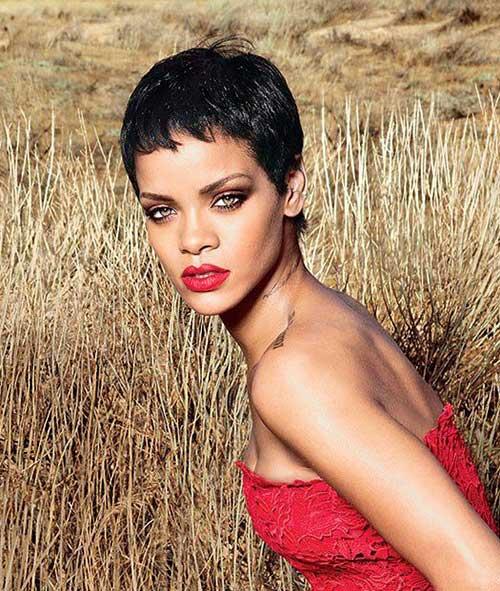 Rihanna Pixie Cuts-7