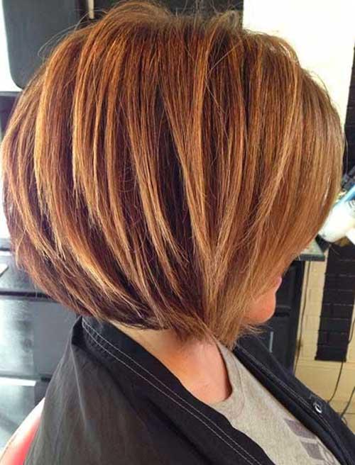 Cute Hairstyles for Short Hair-22