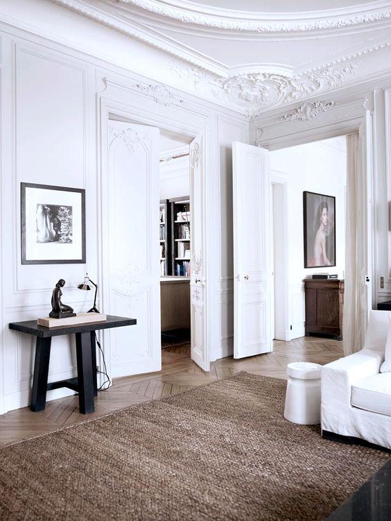stunning corner and contour molding