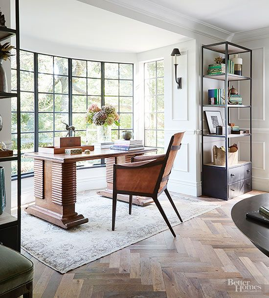 Switch things up in 2016 with these pattern trends to try in your home. Plaid, herringbone and floral are all in the spotlight this year. Add little accents of these trendy patterns or go big and completely redecorate a room using these trends.: