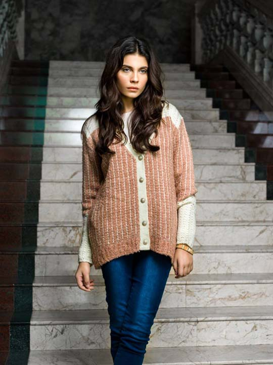 Latest Bonanza Sweater Collection for Women 2014-2015 02