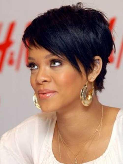 Rihanna Pixie Cuts-10