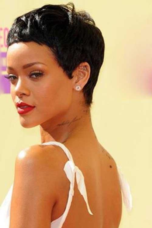 Rihanna Pixie Cuts-9