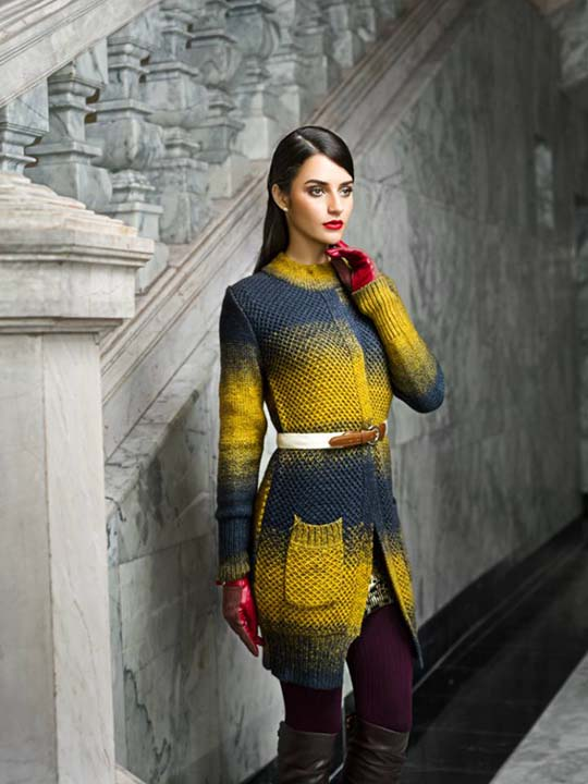 Awesome Bonanza Sweater Collection for Women 2014-2015 14