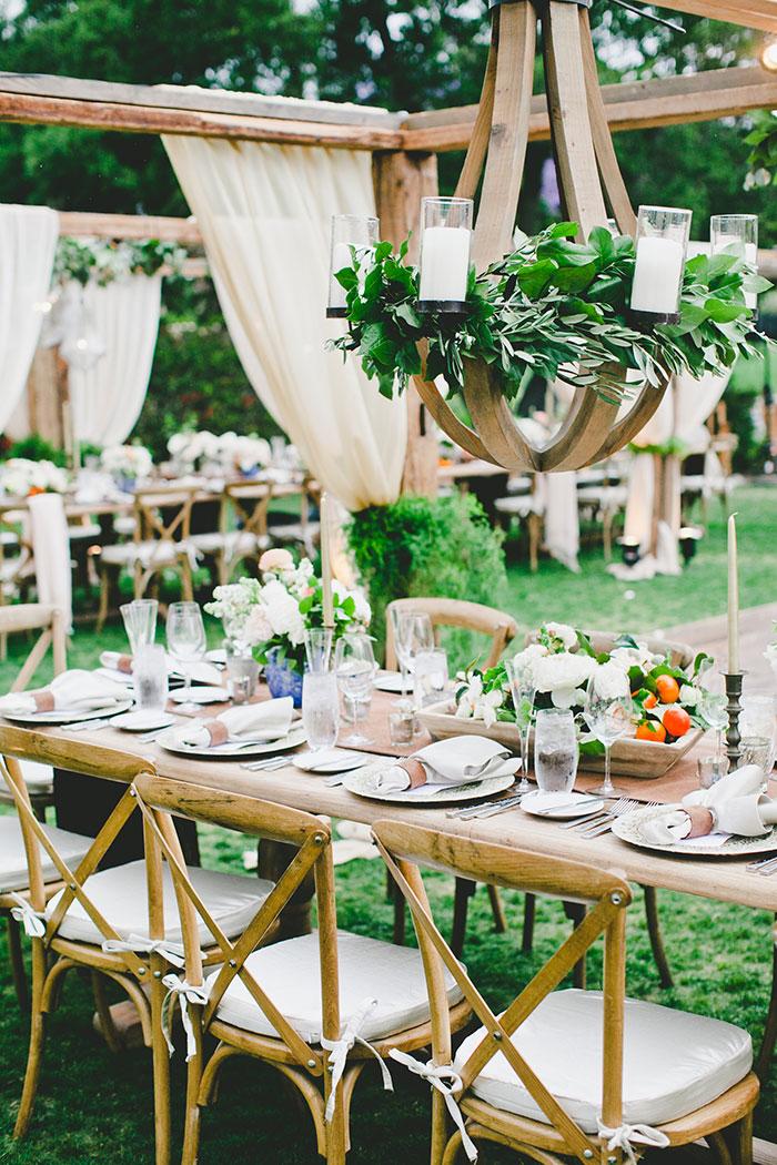 carly kevin s southern california wedding decor10 blog