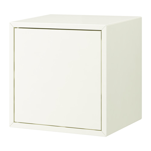 IKEA valje-wall-cabinet-with-door-white