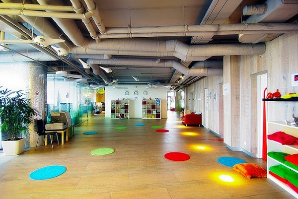 Facebook office design (4)