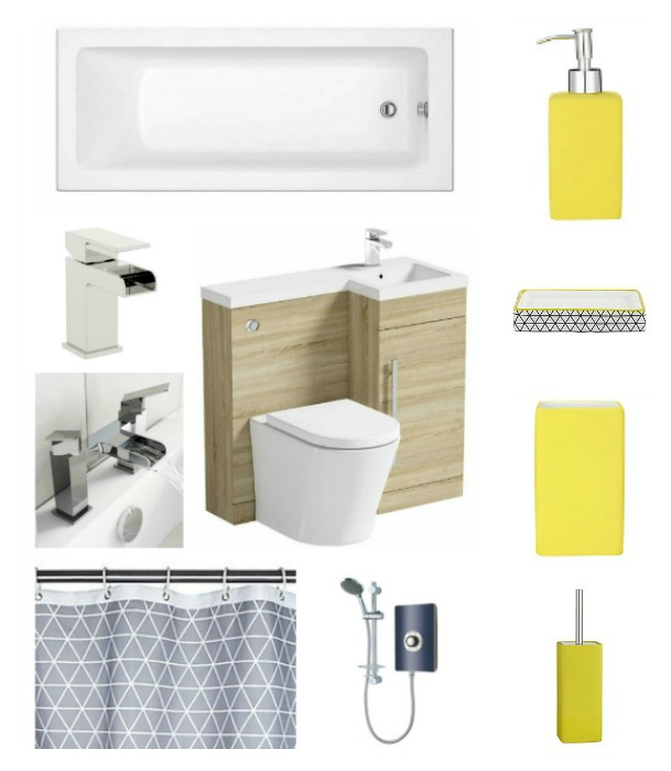 Design Sheppard Bathroom Makeover