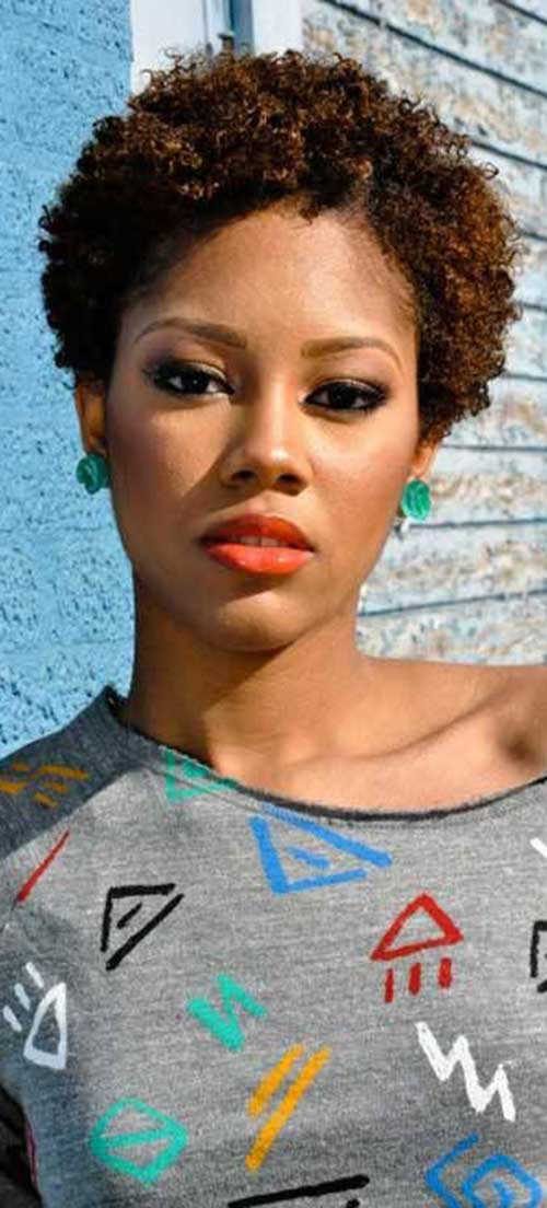 Short Haircuts for Black Women 2015