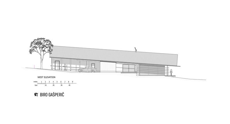 Modern Wooden House by Biro Gasperic, Velesovo, Slovenia DesignRulz.com