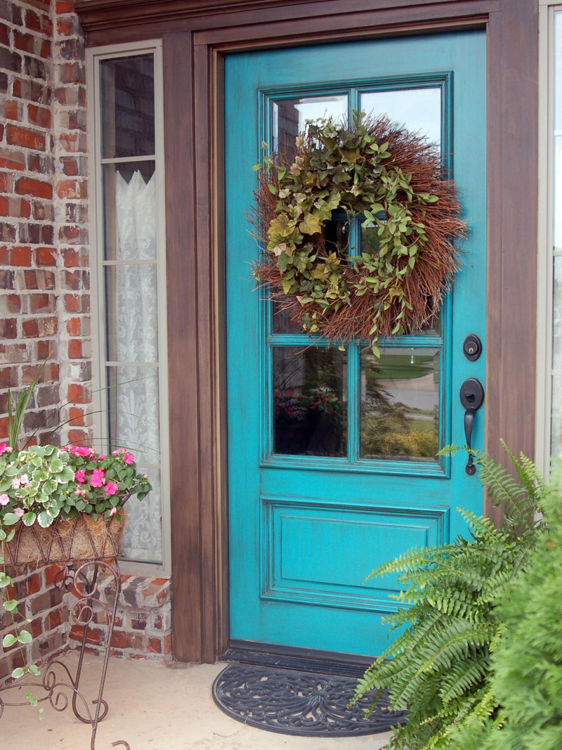 Decide On The Best Shade For Your Front Door Decor10 Blog