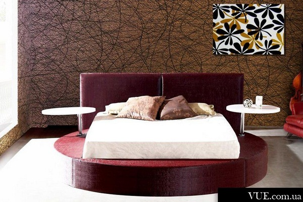 Fashion trend in interior design round bed decor10 blog for Round bed interior design
