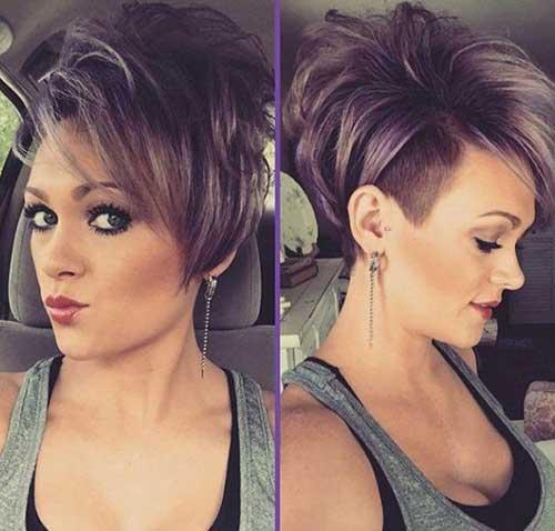 Styles for Short Hair-22