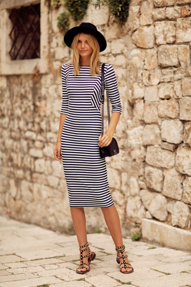Summer Fashion Trend: 18 Stylish Stripe Outfit Ideas