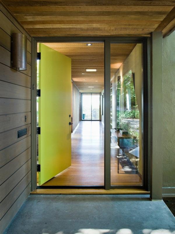 modern front doors look great