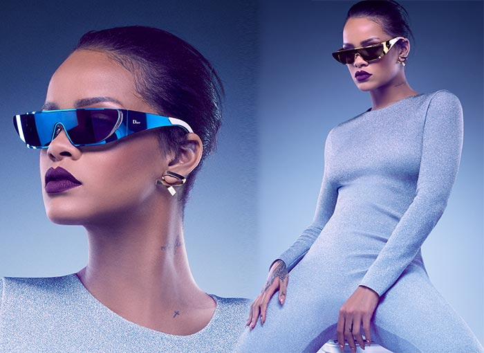 Dior's Rihanna Sunglasses Collection 2016