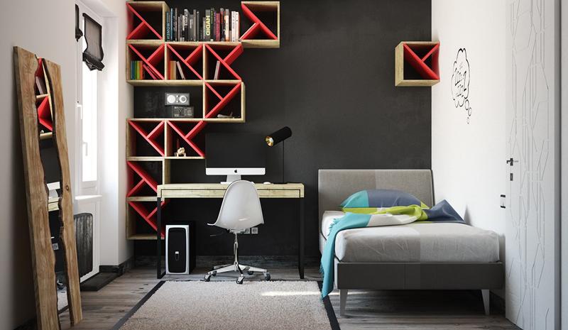 35 Colorful And Modern Kids Bedroom Design Ideas DesignRulz