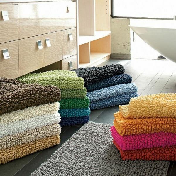 cotton bathmat wonderful colorful designs