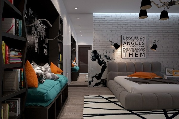 youth room seating ideas