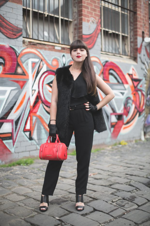 19 Stylish Black Jumpsuit Outfit Ideas Perfect for Every Occasion ( Part 2)