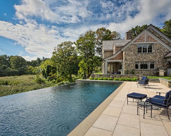 21 landscape tiny backyard infinity pool style tips - Small infinity pool ...