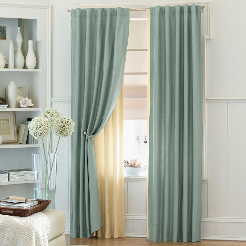Colours of Curtains: How to Choose the Best One to Fit Your Home DesignRulz.com