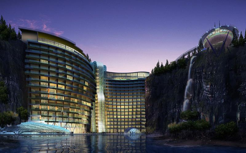 5 Worlds Most Amazing Underwater Hotels DesignRulz.com