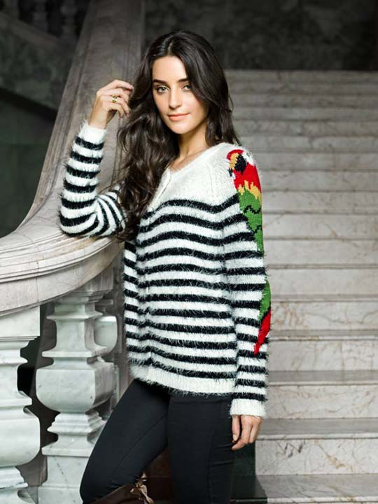 Nice Bonanza Sweater Collection for Women 2014-2015 06